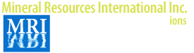 Mineral Resources International Inc. Logo