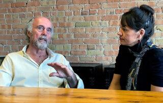 David Thomas Interview
