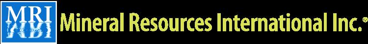 Mineral Resources International