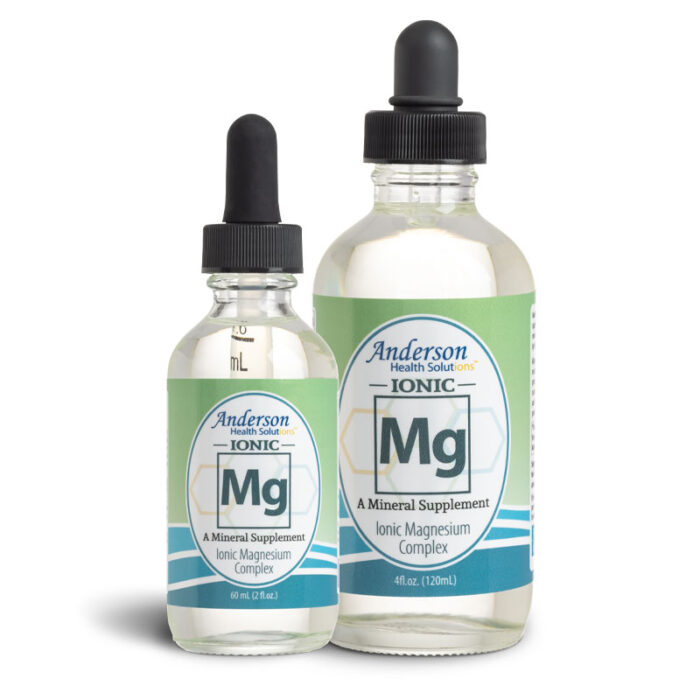 Ionic Magnesium Mineral Supplement