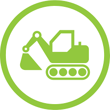 Site work icon