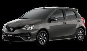 Toyota Etios 100%