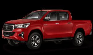 Toyota Hilux 70/30