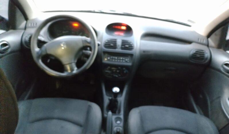 PEUGEOT 206 XT 1.6 5P 2008 lleno