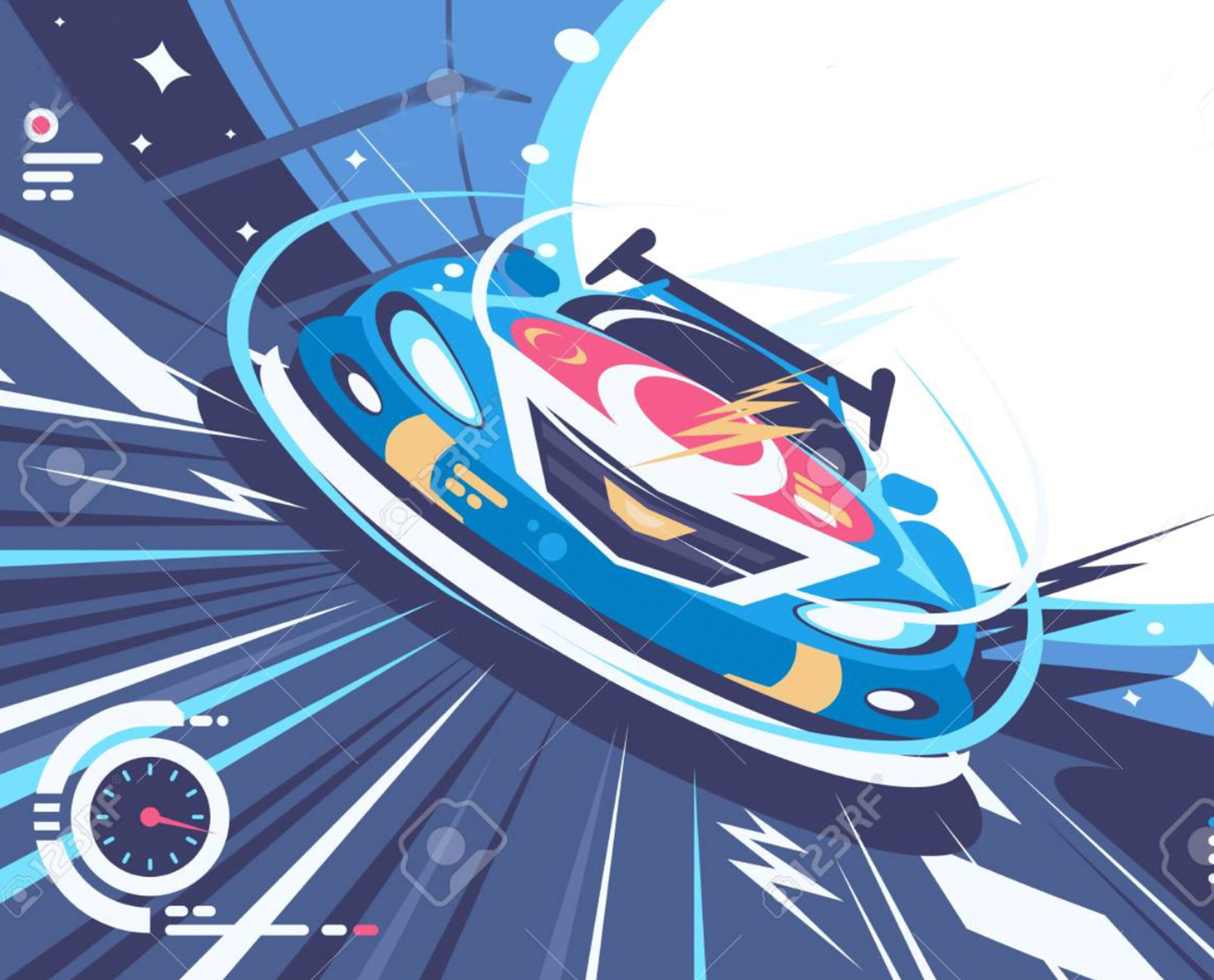 fast-road