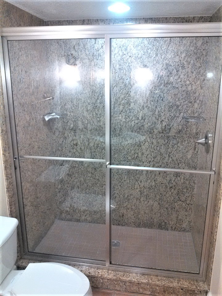frame shower