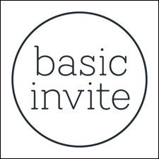 Basic Invite Graphic Logo