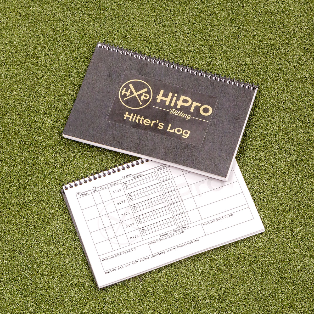HiPro Hitting- Hitter's Log