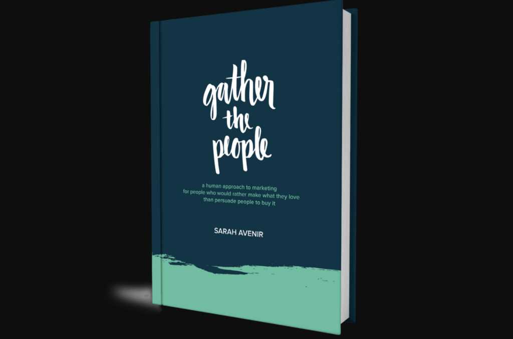 2021 marketing books: gather the people