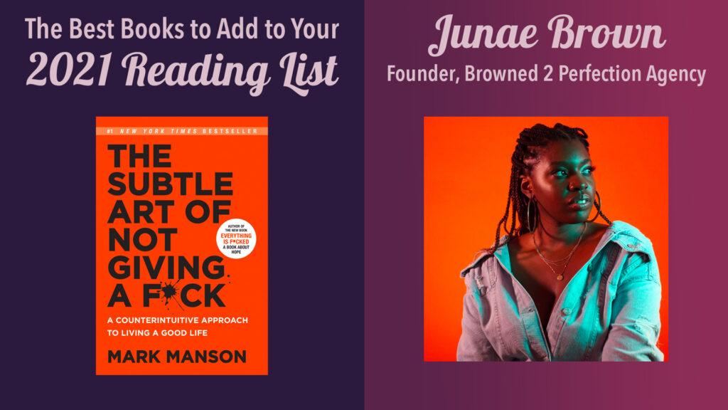Junae Brown, Founder, Browned 2