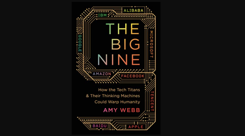 2021 books to read about technology and human society: the big nine