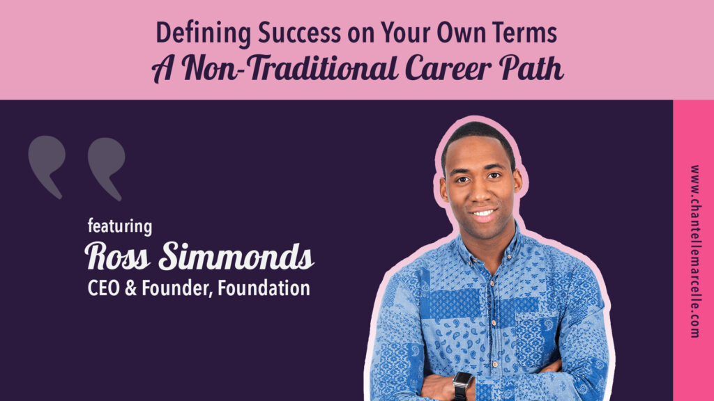 Image of Ross Simmonds, CEO & Founder of Foundation
