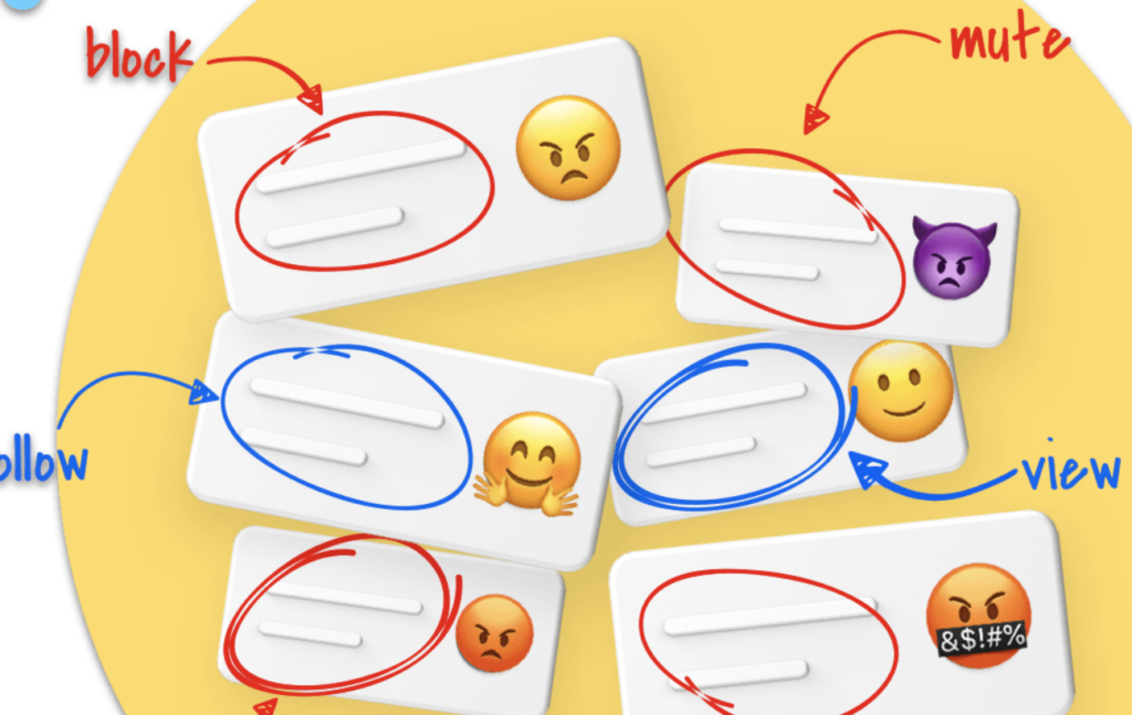 free marketing tool screenshot with different emojis