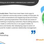 screenshot of image from article on the cloudapp website featuring marketing expert chantelle marcelle in the media