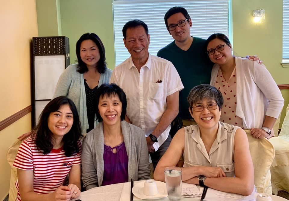 Photo of AAJA Sacramento board members