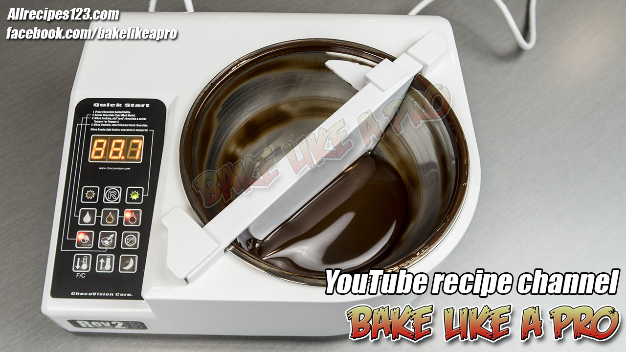 ChocoVision Chocolate Tempering Machine Rev 2B Unboxing And Review https://youtu.be/nJ4UNg9oHAU via @YouTube