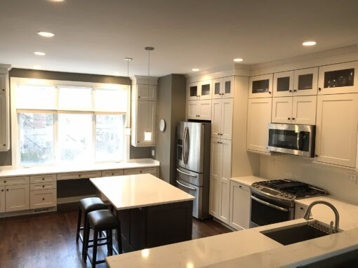 Chicago South Loop Kitchen Remodel – S. Prairie Ave