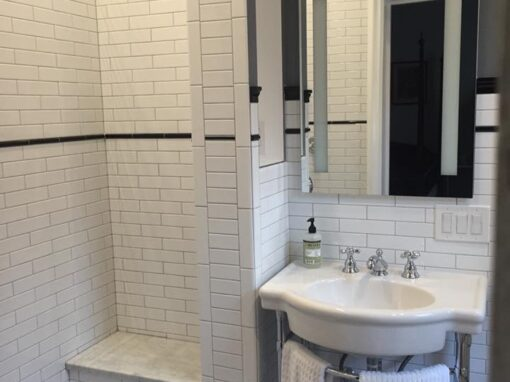 Chicago Buena Park Bathroom Remodel – W. Junior Terrace