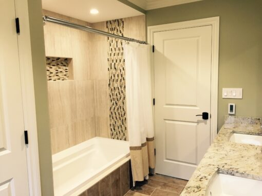 Northbrook Bathroom Remodel – Elm Ridge Dr
