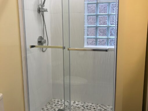 Chicago Logan Square Bathroom Remodel – W. Wrightwood Ave