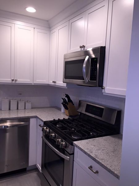 Mount Prospect Kitchen Remodel – Eastwood Ave