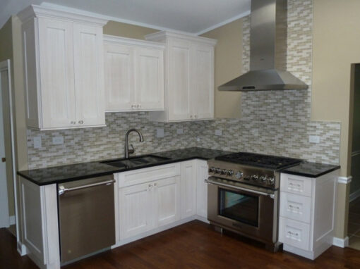Glenview Kitchen Remodel – Longvalley Rd