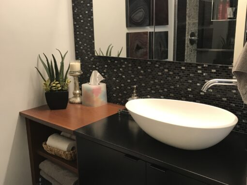 Chicago Downtown Bathroom Remodel – E. Randolph St