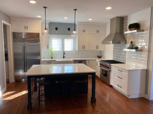Arlington Heights Kitchen Remodel – S. Dunton Ave