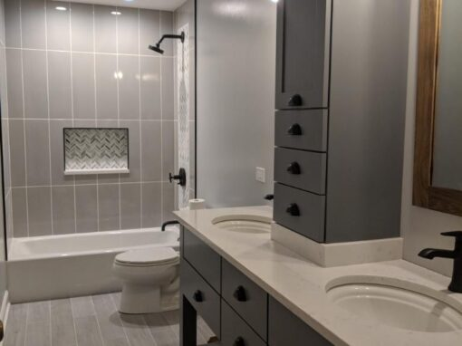 Arlington Heights Bathroom Remodel – S. Dunton Ave