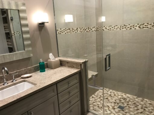 Chicago Bathroom Remodel – N. Glenwood Ave