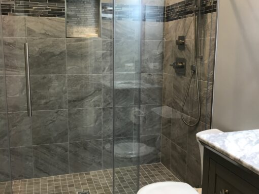 Chicago Wicker Park Bathroom Remodel #2 – W Le Moyne St