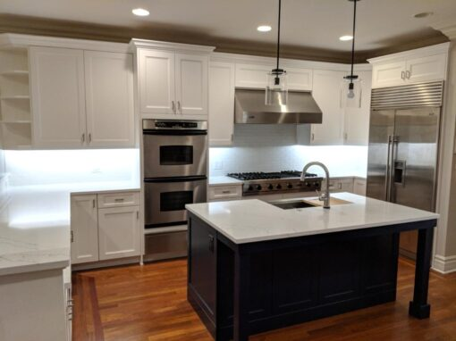 Chicago Wrigleyville Kitchen Remodel – N. Paulina St