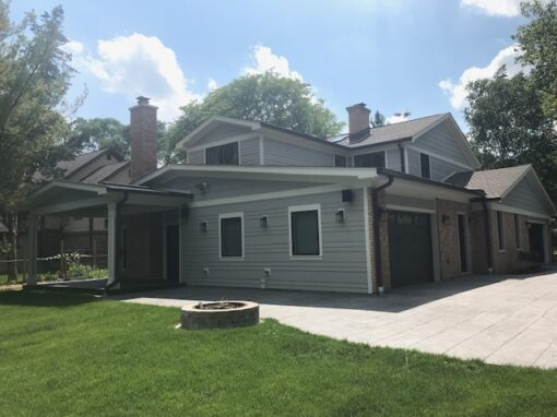 Northbrook Room Addition – Elm Ridge Dr