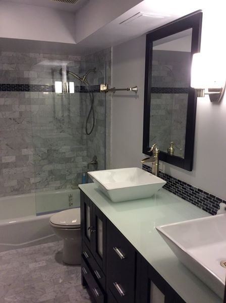 Chicago Lincoln Park Bathroom Remodel #2 – N. Orchard St