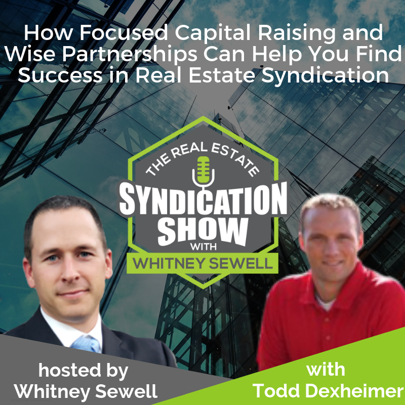 Real Esate Syndication and Investing