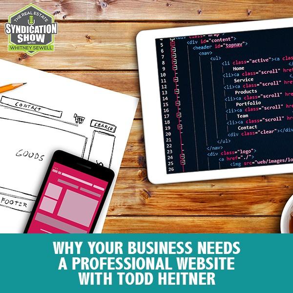 RES 178 | Professional Website