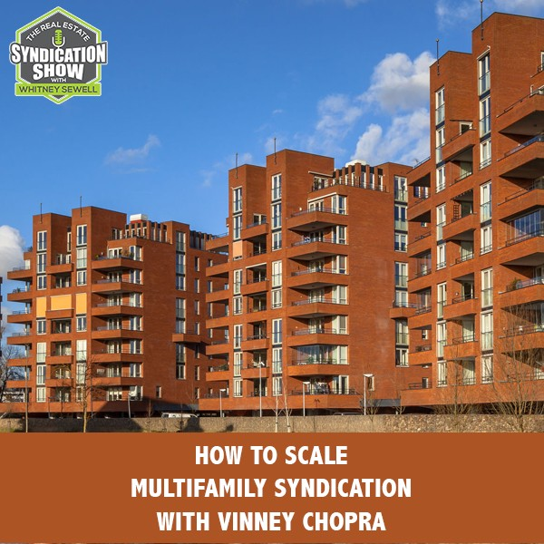 RES 184   Multifamily Syndication