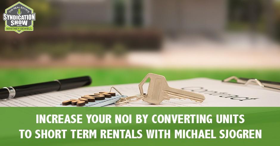 RES 287   Short Term Rentals