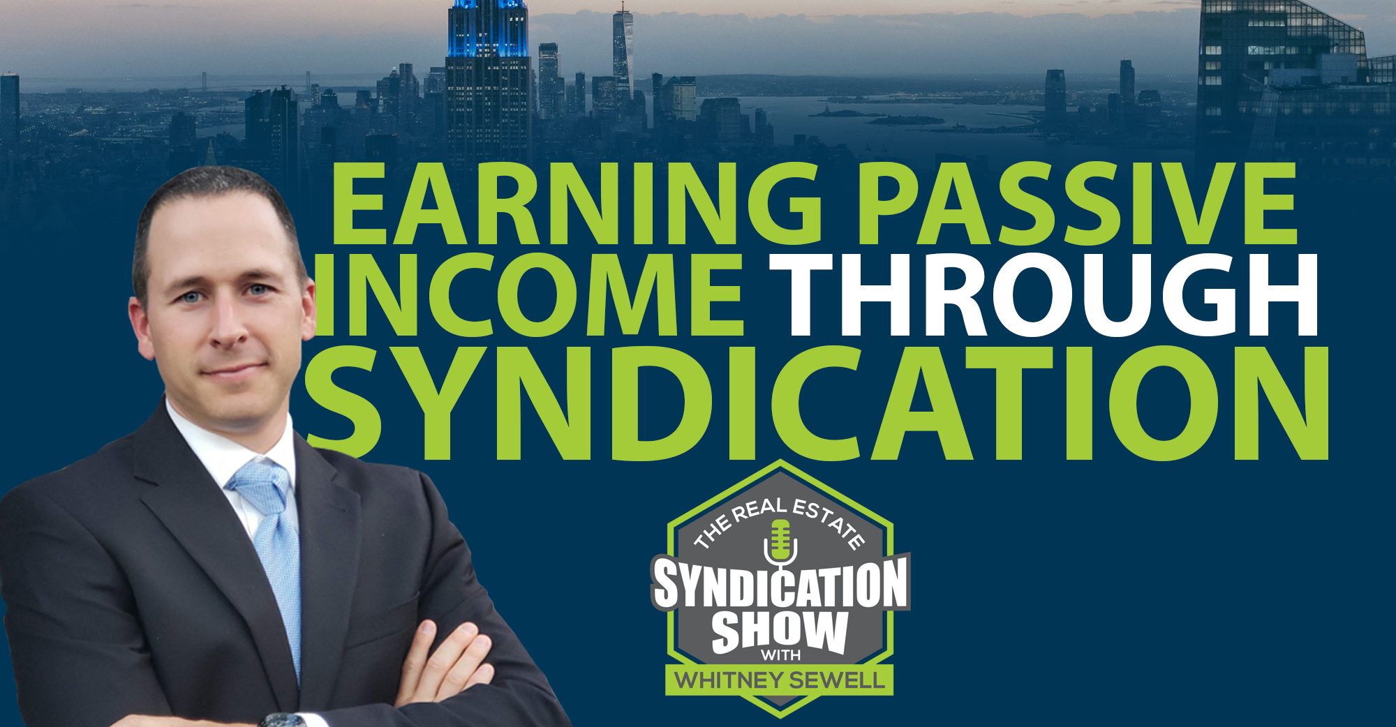 Earning Passive Income Through Syndication