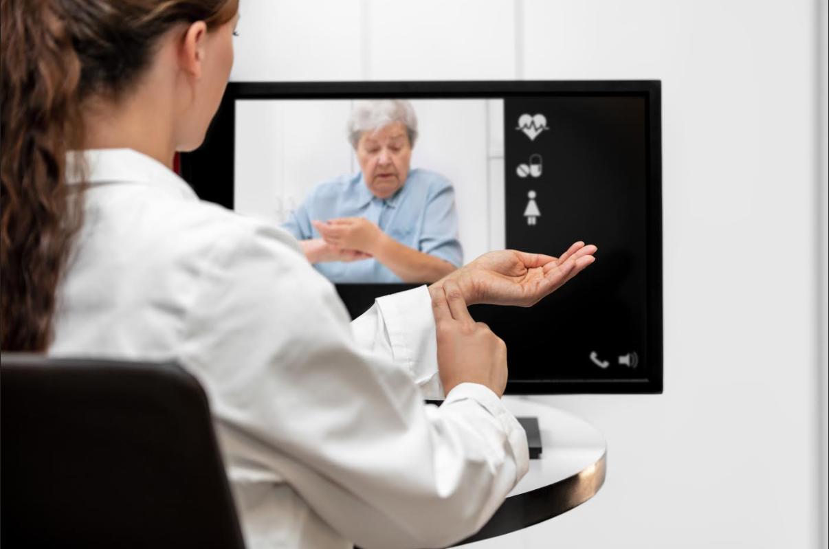 Telehealth Wellness Visit