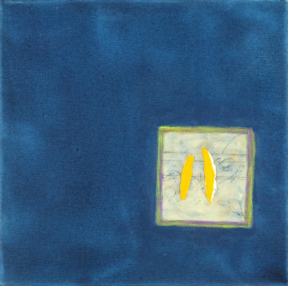 Birds of a Feather, 10x10, acrylic on canvas, $210