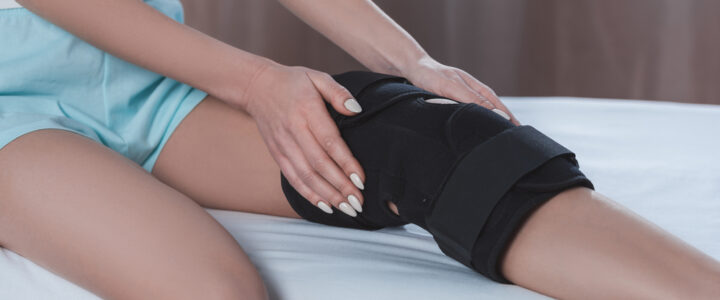 To brace an injury: when it is helpful and when it isn't