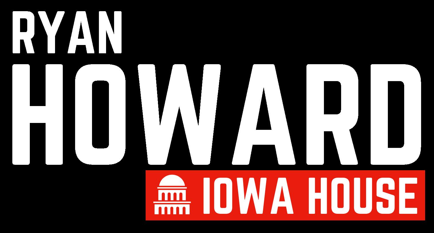 Ryan Howard for Iowa