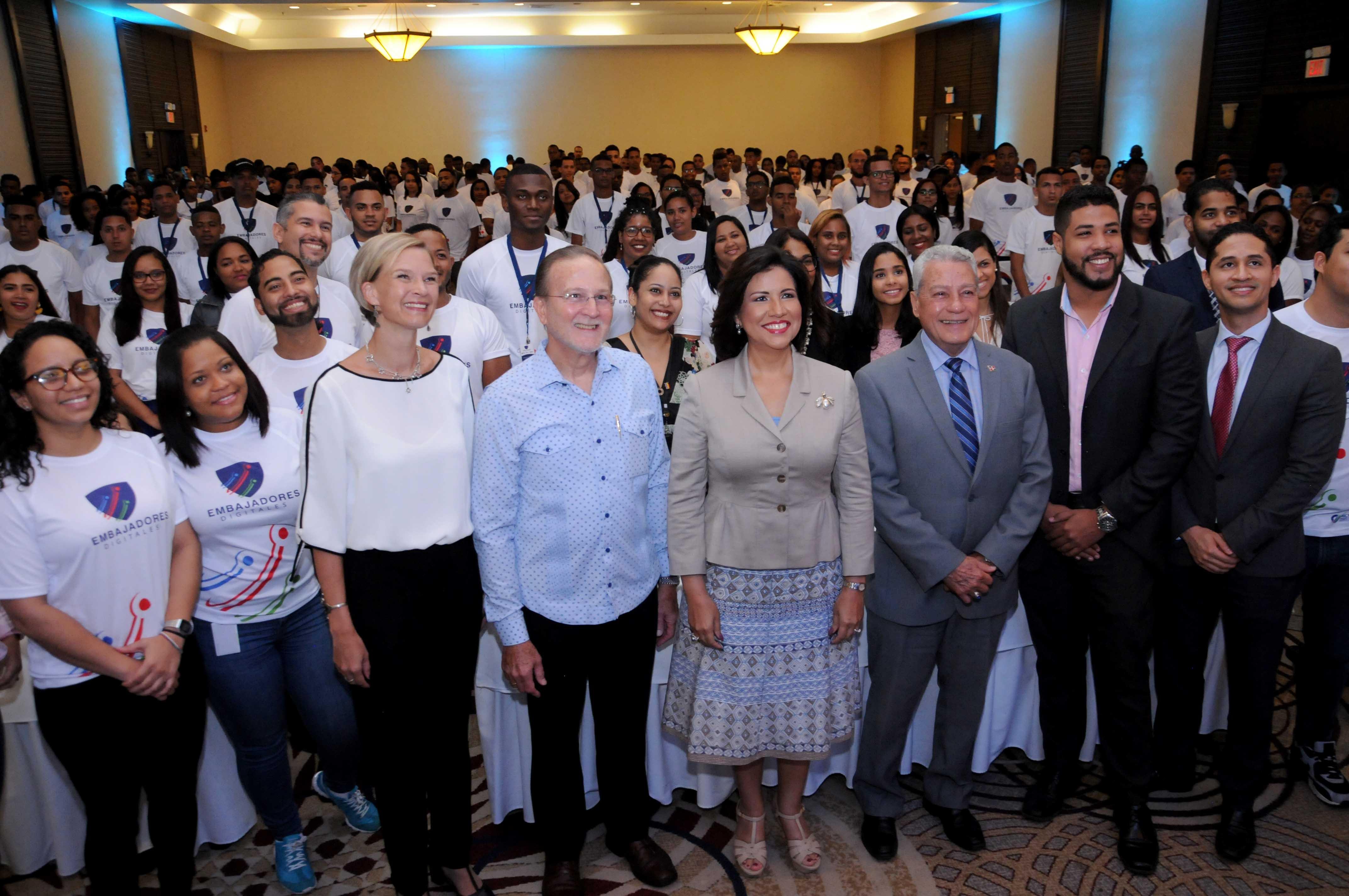 MICM lanza Programa Embajadores Digitales