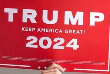 Donald Trump se postulará nuevamente para presidente en 2024.