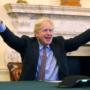 Boris Johnson ha dicho que el acuerdo comercial Brexit