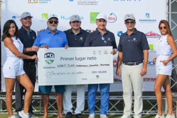 Asociación PQ celebra tradicional Torneo de Golf