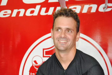 Muere a los 36 años el piloto de motos de La Vall Arturo Tizón mientras practicaba ciclismo de montaña