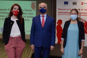 Save The Children realiza encuentro de mujeres en la cadena de valor de cacao