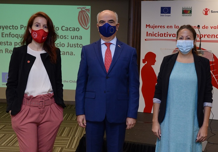 Save The Children realiza encuentro de mujeres en la cadena de valor de cacao